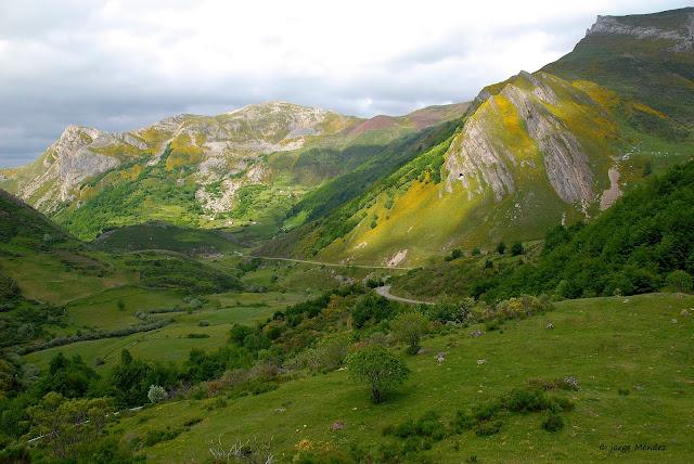 Valle de Somiedo Parque Natural Somiedo Asturias