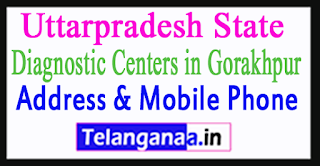 Diagnostic Centers In Gorakhpur In Uttar Pradesh