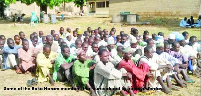 80 boko haram surrender independence day