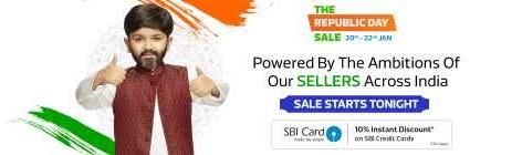 Flipkart Republic Day Sale 2019