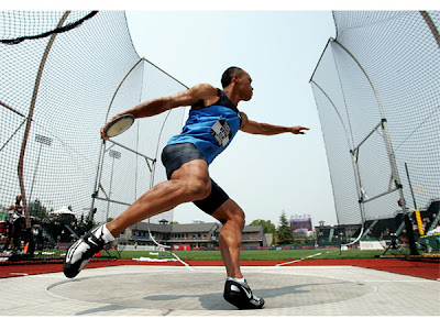 Atletik Lempar Cakram