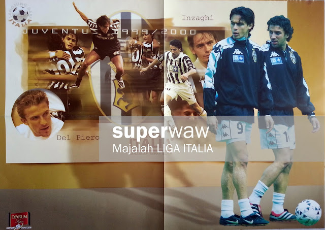 Alessandro Del Piero Filippo Inzaghi Juventus