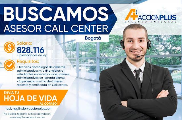 Asesor Call Center