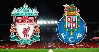 موعد مباراة ليفربول ضد بورتو و القنوات الناقلة