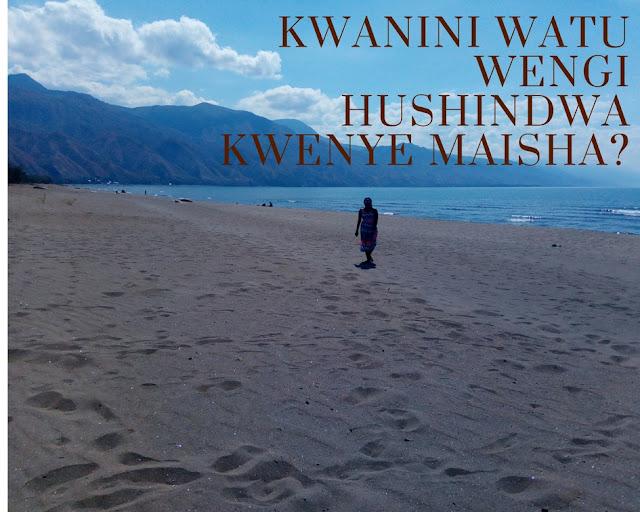 Kwanini watu wengi hushindwa kwenye maisha?