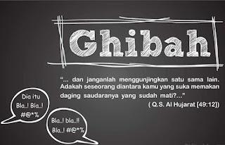 Pengertian dan Penjelasan Mengenai Ghibah dalam Islam