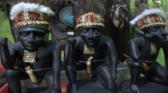 suanggi, ilmu hitam dari papua