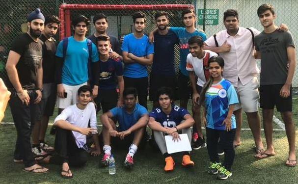 Newztabloid-Ruhi Singhade-Ishaan Boxwala-Bhavya Jain-Karamjyot Chawla-Aryan Chugh-Amay Choudhary-Insaniyat-The Charity Cup-Paralympic Athletes