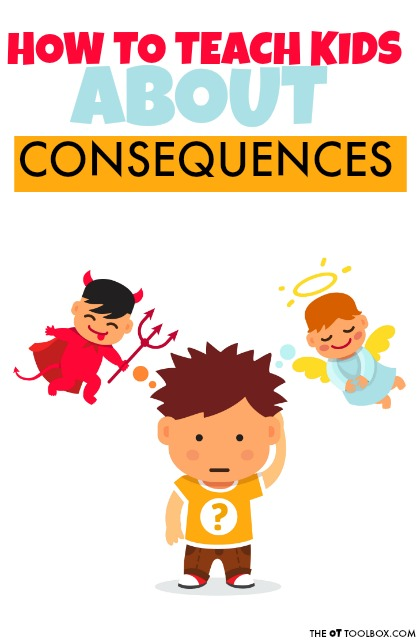 Teaching kids foresight helps with understanding consequences which kids need to practice, especially those with executive function disorder.