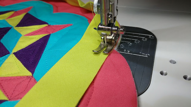 Binding odd angles and curves