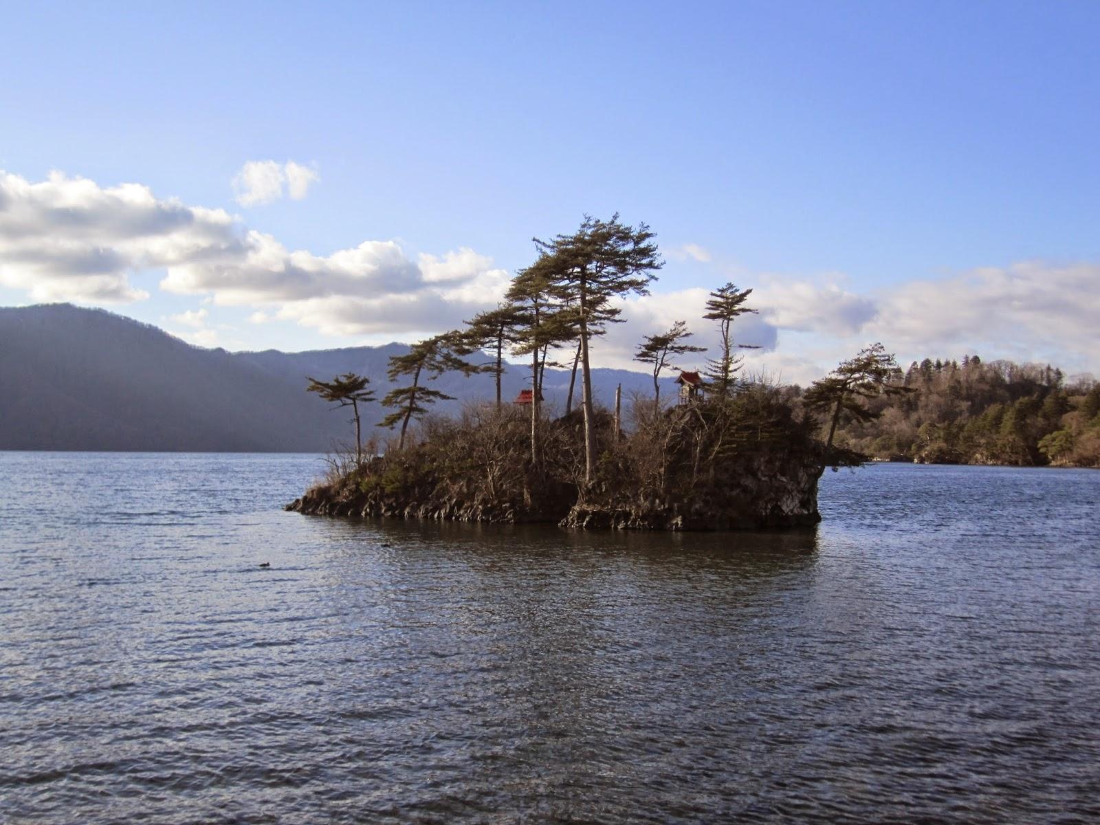 Lake Towada Towadako 十和田湖