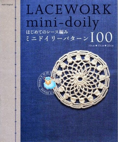 Revista Lacework Mini Doily