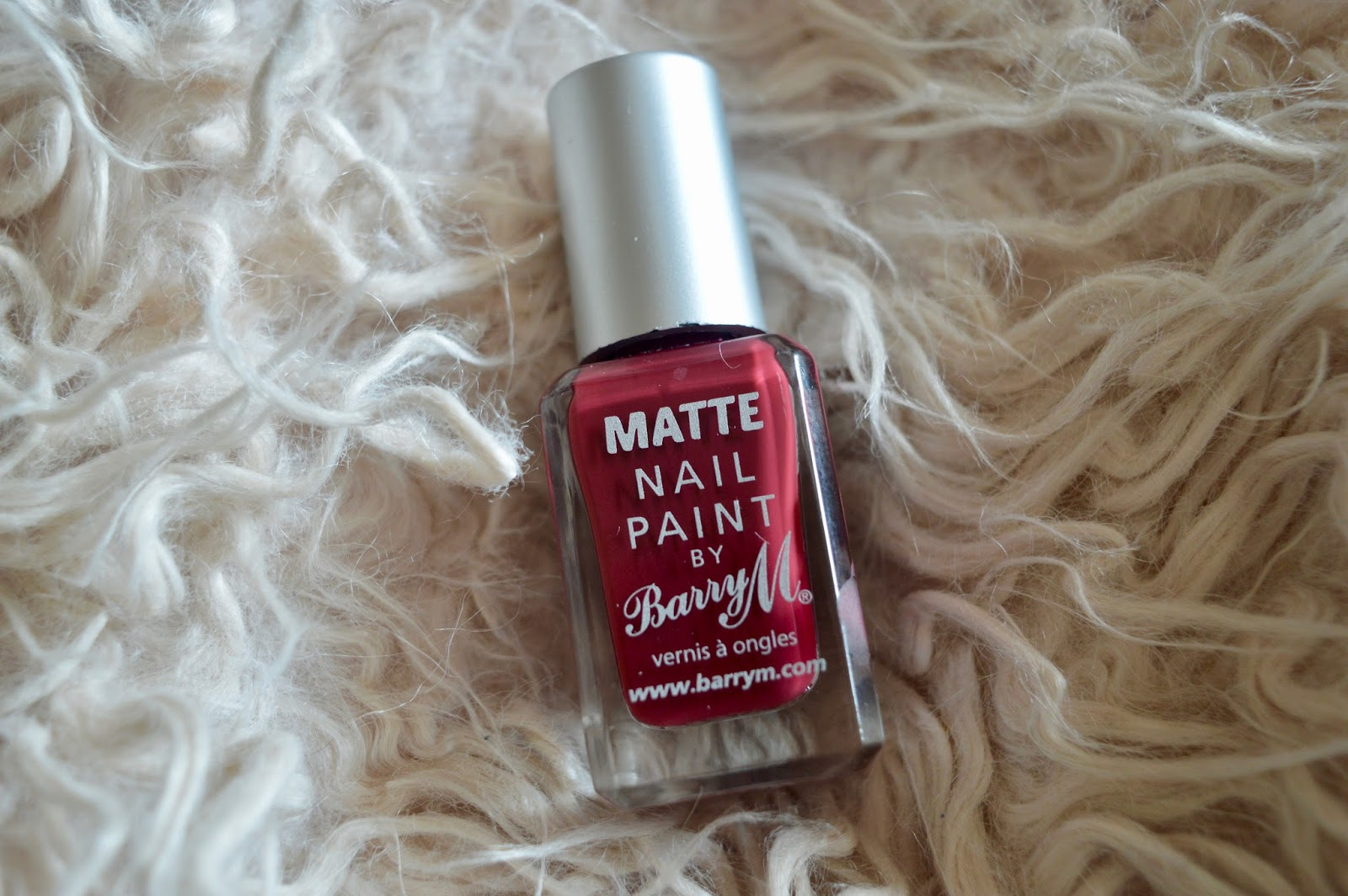 barry m crush matte review