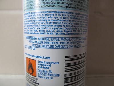 Sanex Natur Protect Deodorant