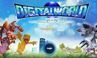 digital wolrd new digimon game Android