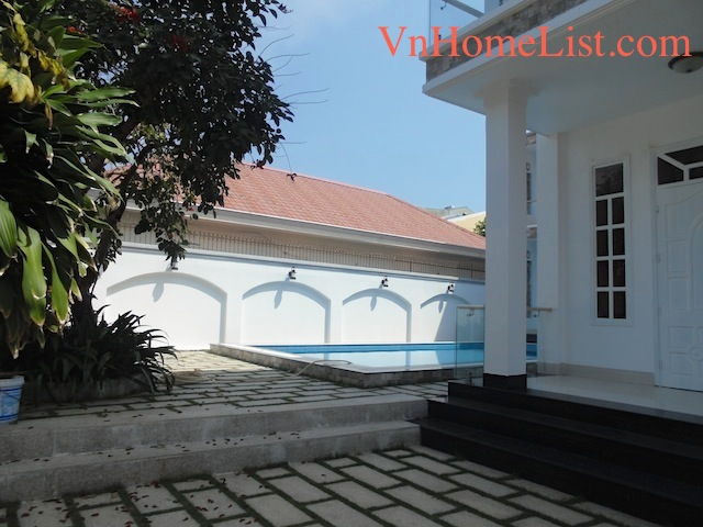 VILLA VUNG TAU FOR RENT Swimming pool
