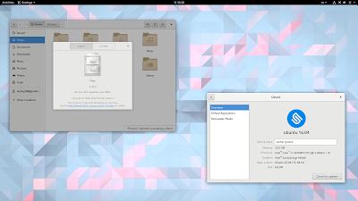GNOME 3.20 Ubuntu 16.04