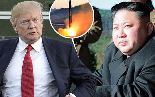 china defeat north korea not donald trump