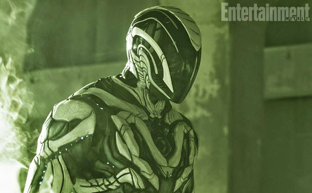 Entertainment Weekly presenta a Max Steel