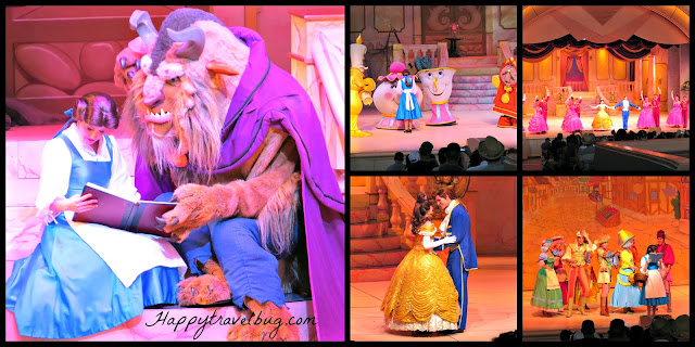 Beauty and the Beast show at Disney's Hollywood Studios