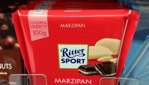 Marcepan, Ritter Sport