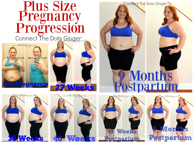 8 months pregnant becky 2