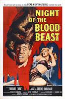 Póster película La bestia infernal