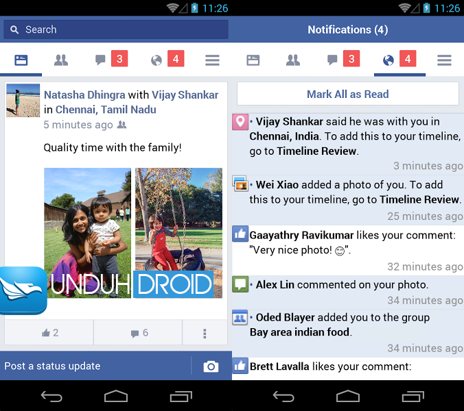 Download Facebook Lite Android Apk