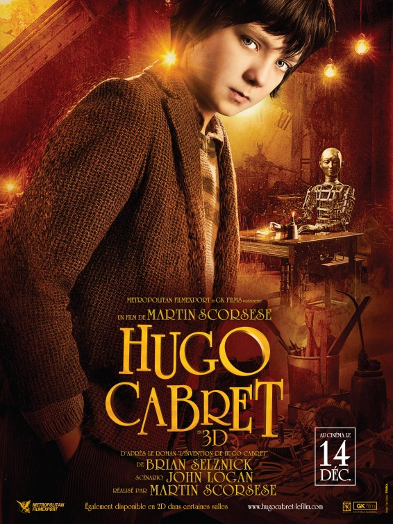 A Invenção de Hugo Cabret - Dublado
