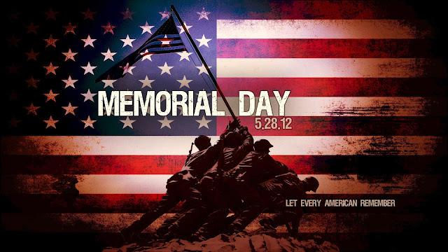 Memorial Day 2016 USA