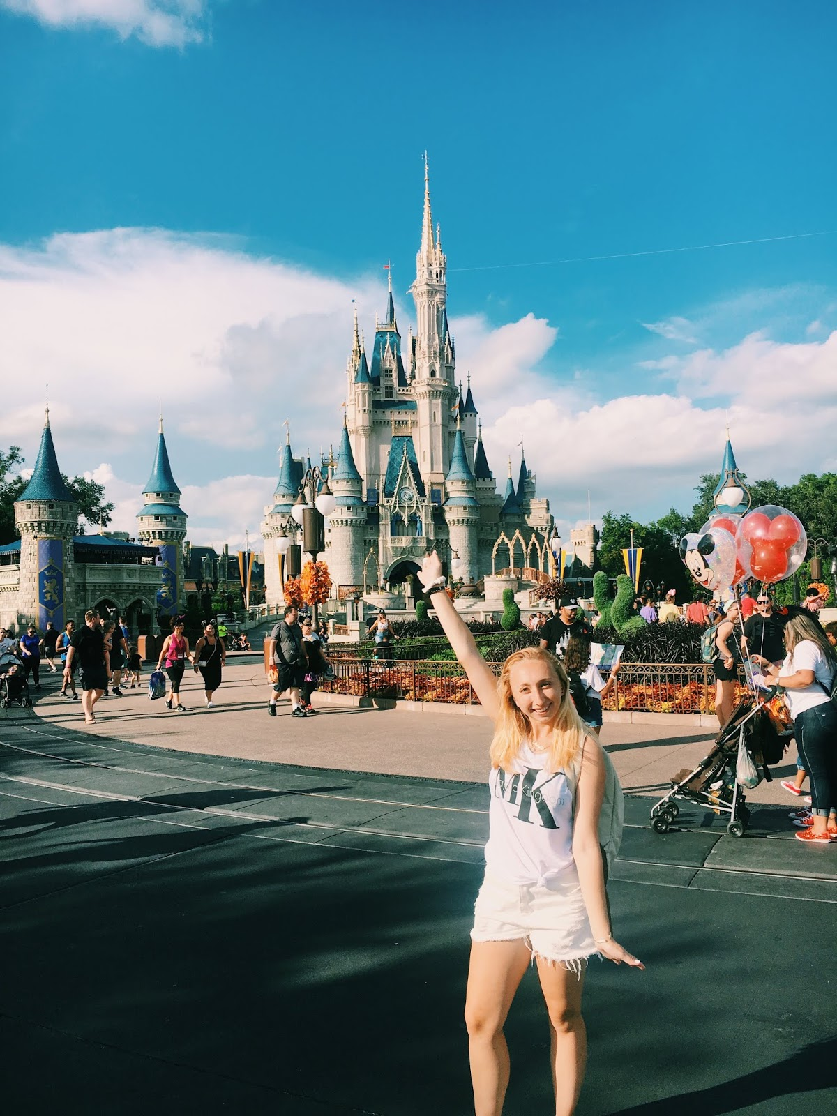 What I Wore: Orlando, FL
