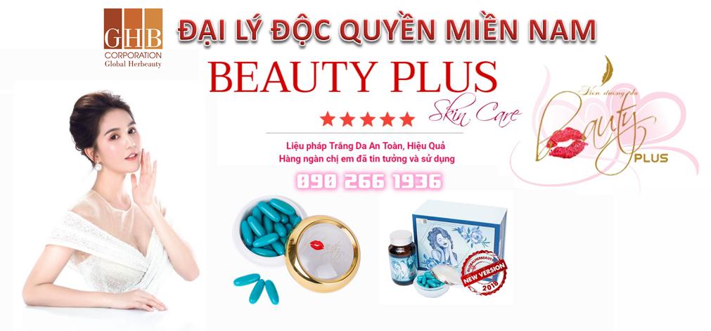 Beauty plus – Đại lý Độc Quyền TPHCM
