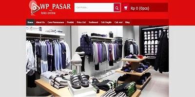 Jasa Pembuatan Website Online Shop, Website Online Shop, Jasa Pembuatan Website