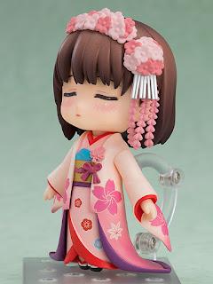 "Nendoroid Megumi Kato Kimono Ver. de ""Saekano"" - Good Smile Company"
