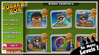 Robbery Bob screenshot 1