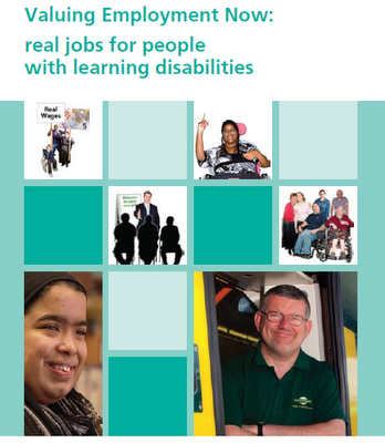 employment for adult with learning disability