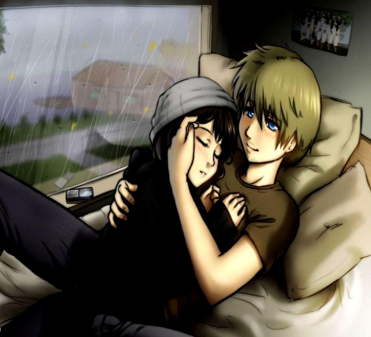 Cute Image Couple Love Wallpaper Hippiehippieshakeshake