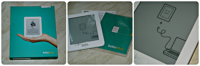 Brand new Kobo Mini eReader