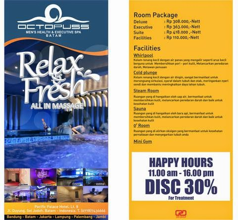 Octopuss Spa and Massage Parlour (Indonesia) | Jakarta100bars
