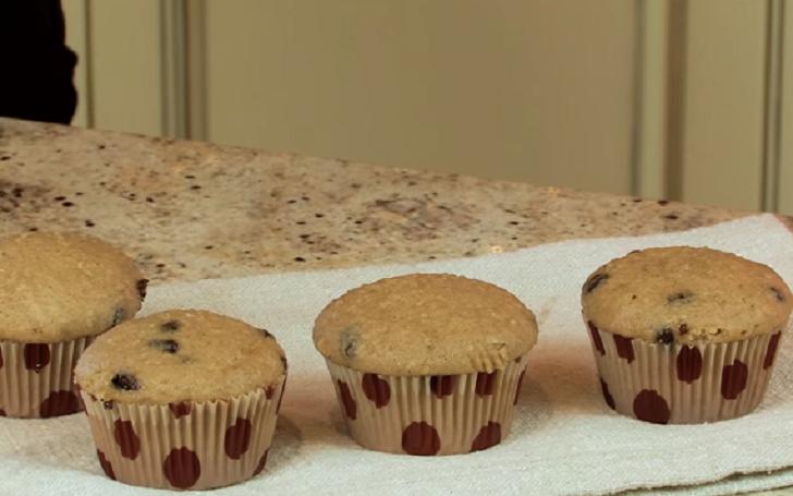 Breakfast Quinoa muffins