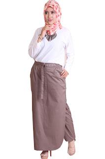 Gambar Rok Celana Rania Peanut