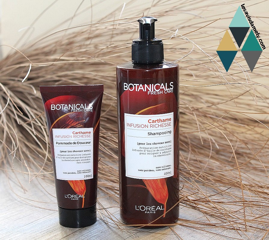 soin nutritif pour cheveux secs et abimés