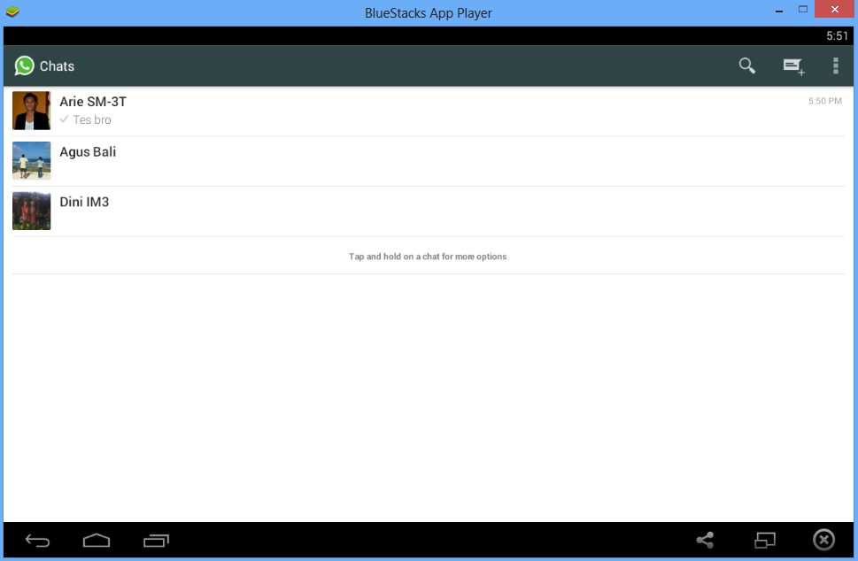 BlueStacks - Menjalankan Android di Windoe 7