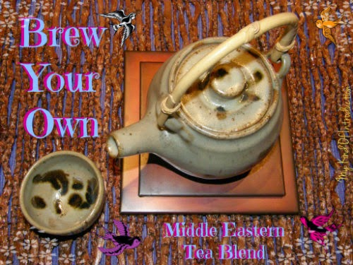 Brew Your Own Middle Eastern Tea Blend