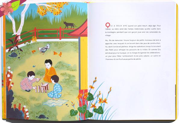 Confucius. Toute une vie de Chun-Liang Yeh et Clémence Pollet - HongFei