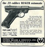 Ruger First Pistol Ad