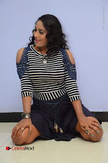 Telugu Actress Meghana Stills HBD (Hacked by Devil) Telugu Movie Audio Launch  0066.JPG