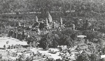 Fotografías antiguas de Camboya