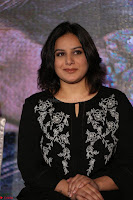 Cute Poja Gandhi in black dress at Dandupalyam 2 Movie press meet  ~  Exclusive 47.JPG