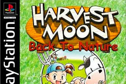 ROM Harvest Moon Back To Nature (Full Indo) PS1